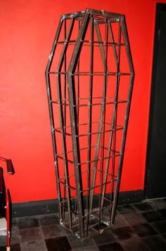 St Andrews Cross, First Night, Dungeons And Dragons, Coffin, Cage, Macabre, Mistress, Kinky, Furniture