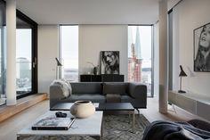 Unikt hem med room service och Stockholms bästa utsikt