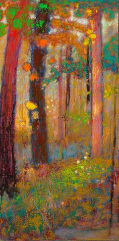 """""""In This Spot"""", 2013 Oil on Canvas ~ Rick Stevens"""