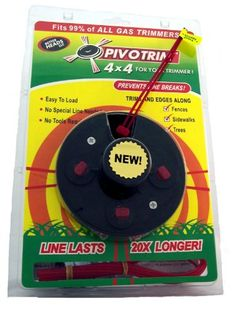 Maxpower 1101PT PivoTrim Trimmer Head Uses .095-Inch Pre-Cut Trimmer Line Better Heads LLC $17.69 & FREE Shipping