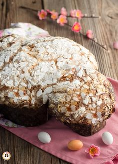 Italian Cake, Best Italian Recipes, Biscotti, Bread Recipes, Cheesecake, Muffin, Breakfast, Sweet, Desserts