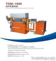 Synchronous Belt Grinding Back Machine