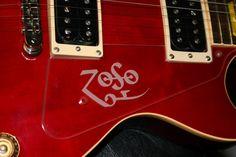 Zoso #Gibson