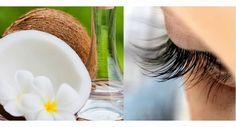 Aumentar el grosor de las pestañas con el uso de aceite de coco | Vida Lúcida