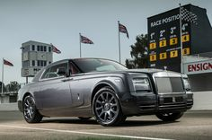 Rolls-Royce Phantom Coupé Chicane is stiekem best gaaf