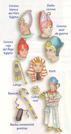 Desde que nuestro compi Jorge descubrió en la faluca aquella caja con las ropas del faraón y de su corte no hemos parado de jugar ...