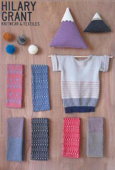 Knitwear + Textiles