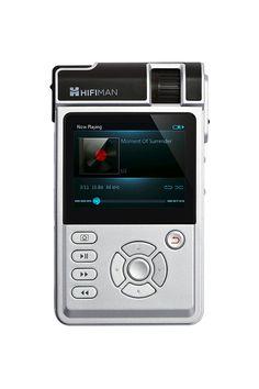 HiFiMAN HM-650 High Fidelity Portable Music Player.