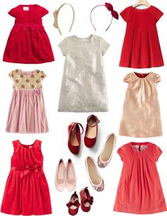 The Cutest Holiday Dresses for Little Girls