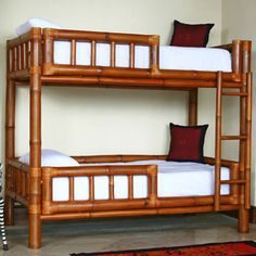 bamboo beds handcrafted bamboo furniture for childrens room bamboo furniture