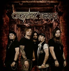 FeelA RockA - Rock Webzine : Crystal Tears: Ευρωπαϊκή περιοδεία και κυκλοφορία ...