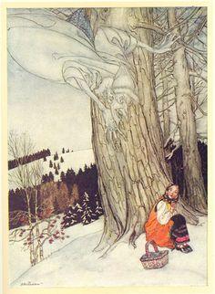 The Allies Fairy Book by RACKHAM, Arthur - Jonkers Rare Books