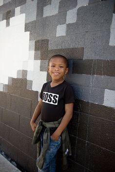 Boss Kids' Graphic T-Shirt