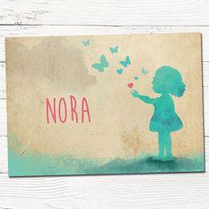 Het geboortekaartje Nora is een kaartje uit onze webshop. Bekijk nu al onze andere kaartjes uit het vaste aanbod of bestel een kaartje ontworpen op maat.