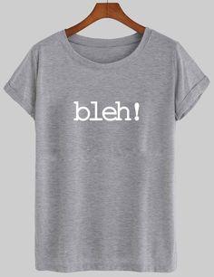 bleh! shirt – newgraphictees