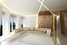 Декоративная подсветка в интерьере – Вдохновение