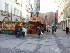Marienplatz, München - Germany Der Weihnachtsmarkt - Christmas market