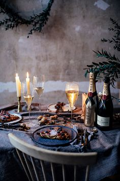 Celebration with Moet and Chandon