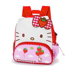 4dd6d296e0 sanrio hello kitty plaid pink large backpack bag tote - ค้นหาด้วย Google