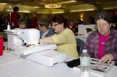 Biggest Embroidery Party in St. Louis