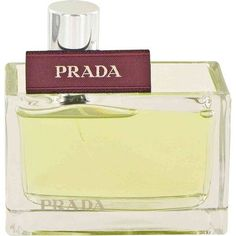 Item # 100,757  For Women Design House: Prada Year Introduced: 2004 Fragrance Notes: mandarin, vanilla, rose absolute, labdanum, bergamont, tonka bean, bitter orange, /...