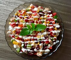 Szyba sałatka Aga, Cobb Salad, Hot Dogs, Food And Drink, Menu, Cooking, Healthy, Desserts, Recipes