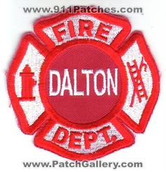 Wisconsin - Dalton Fire Department (Wisconsin) - PatchGallery.com Online Virtual Patch Collection By: 911Patches.com - Fire Departments EMS Ambulance Rescue Police Sheriffs Depts Law Enforcement and Public Safety Patches Emblems Logos