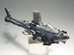 ジャンクプラント » 複座型有人潜水調査船「あかしか」