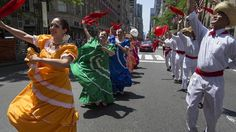 These streets are closed for the Puerto Rican Day parade http://4.nbcny.com/UBd8iJI
