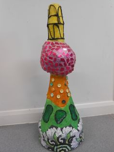 Year 10 Natural forms project. Gaudi inspired towers Art Through The Ages, 2nd Grade Art, Antoni Gaudi, Art Themes, Art Club, Art Education, Architecture Art, Art Lessons, Amazing Art