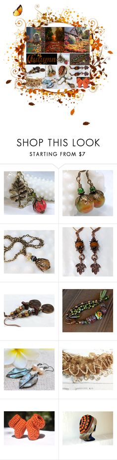 Beautiful Autumn Colors by charmedbybonnie on Polyvore