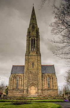 Cupar Places To Visit Uk, St John's Church, New Saints, Family History, Barcelona Cathedral, Scotland, Flower, Building, Photography