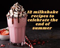 Killer White Chili Recipe | Just A Pinch Recipes Oreo Milkshake, Vanilla Milkshake, Strawberry Milkshake, Chocolate Milkshake, Milkshake Recipes, Chocolate Ice Cream, Chocolate Peanut Butter, Chocolate Chip Cookies, Toffee Bits