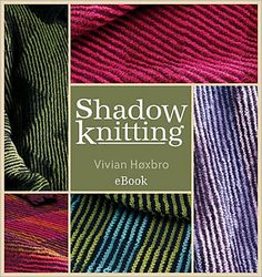 Do you believe in magic? If you don't, the Shadow Knitting eBook will win you over.This form of knitting uses a simple technique of alternating rows of dark and light yarn to produce a subtle patterning that appears and di Knitting Stitches, Knitting Patterns, Knitting Ideas, Used Books, My Books, Good Or Well, Spring Sign, Price Book, How To Purl Knit