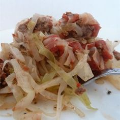 Ground Beef and Cabbage - Allrecipes.com
