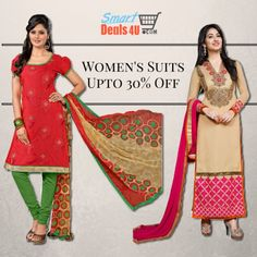 Women's Suits Upto 50% Off on Smartdeals4u.com