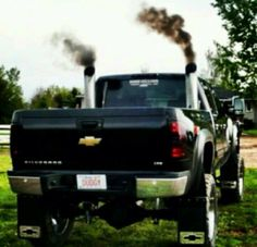 Roll coal duramax