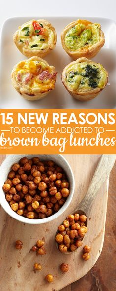 These 15 mouthwatering brown bag lunch recipes will leave you feeling satisfied—not deprived—while you save money.