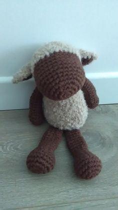 Les doudous sans visage: le mouton kharoufi