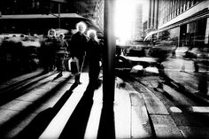 Trent Parke minute to midnight series i live the light lines and the shadows being really dark around it