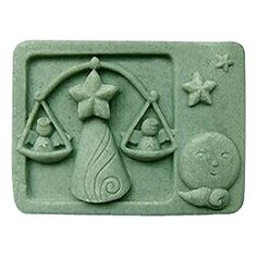 Lingmoldshop Libra M01 Craft Art Silicone Soap Mold DIY Candy Mould Craft Molds Handmade Candle Molds -- To view further for this item, visit the image link.
