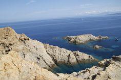 Les visites de Clémence   L'île Rousse Calvi Corse