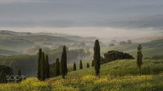 ***Tuscan landscape by Mauro Maione (Italy)