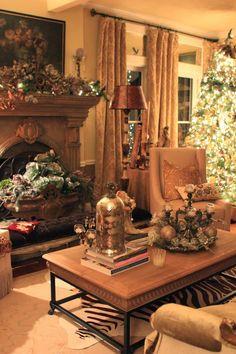 Romancing the Home: Christmas Decor- More Memories