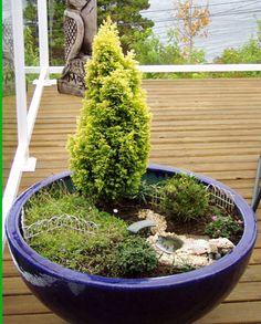 Schmetterling Miniatur Fee Garten OrnamentBlumentopf Handwerk Puppenhaus DekorPD