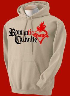 Romantic Catholic apparel