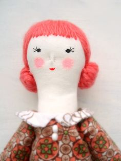modflowers: doll face