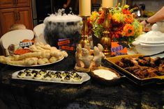 Ghoulish Goodies for your Halloween Feast