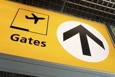L'inizio di un viaggio: l'ingresso del gate