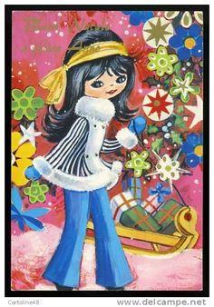 Postcards > Topics > Holidays & Celebrations > Christmas > Other / viaggiata - Delcampe.net